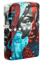 Picture of TRISTAN EATON ZIPPO LIGHTER