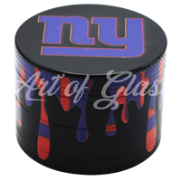 Picture of 50mm NEW YORK GIANTS FULL WRAP GRINDER - SINGLE