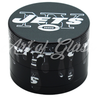 Picture of 50mm NEW YORK JETS FULL WRAP GRINDER - SINGLE