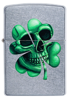 Picture of LUCKY SKULL ZIPPO LIGHTER