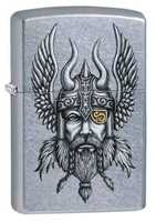 Picture of VIKING WARRIOR ZIPPO LIGHTER