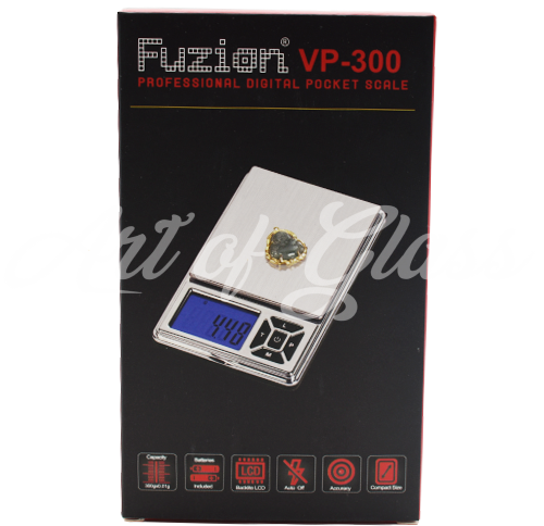 Picture of FUZION VP-300 POCKET SCALE (300g x .01g)