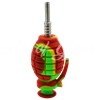 Picture of SILICONE GRENADE NECTAR COLLECTOR w/ STAND