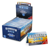 "Picture of ELEMENTS ARTESANO 1 1/4"" PAPERS w/ TIPS & TRAY (15ct)"