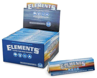 Picture of ELEMENTS CONNOISSEUR KING SIZE PAPERS w/ TIPS (24ct)