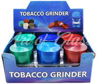 Picture of 63mm SOLID COLOR GRINDER - 12ct DISPLAY