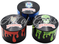 Picture of 63mm BACKWOODS SKULL GRINDERS - SINGLE