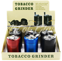 Picture of CRANK & POUR OUT GRINDER - 6ct DISPLAY