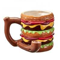 Picture of CHEESEBURGER PIPE MUG