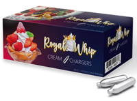 Picture of ROYAL WHIP 50ct CREAM CHARGERS
