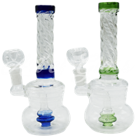 "Picture of 6"" TWISTED NECK HOURGLASS INLINE"