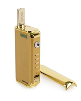 Picture of OOZE DUPLEX DUAL EXTRACT VAPORIZER KIT 1000 MaH VARIABLE VOLTAGE 3.4v-4.0v (Gold)