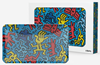 Picture of KEITH HARING GLASS - ROLLING TRAY