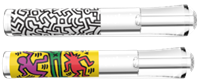 Picture of KEITH HARING GLASS - TASTER/CHILLUM