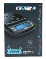 Picture of TRUWEIGH WAVE IP65 RATED WASHDOWN BENCH SCALE