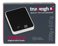 Picture of TRUWEIGH STORM MINI SCALE - 200g x .01g