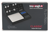 Picture of TRUWEIGH CLASSIC DIGITAL MINI SCALE - 1000g x .1g