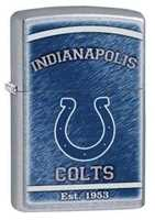 Picture of NFL INDIANAPOLIS COLTS ZIPPO LIGHTER