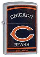 Picture of NFL CHICAGO BEARS ZIPPO LIGHTER