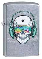 Picture of SKULL HEADPHONE DESIGN ZIPPO LIGHTER