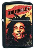 Picture of BOB MARLEY DESIGN ZIPPO LIGHTER