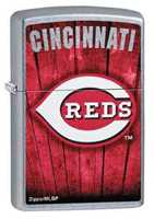 Picture of MLB CINNCINATI REDS ZIPPO LIGHTER