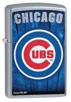 Picture of MLB CHICAGO CUBS ZIPPO LIGHTER