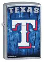 Picture of MLB TEXAS RANGERS ZIPPO LIGHTER