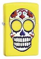 Picture of DAY OF THE DEAD ZIPPO LIGHTER