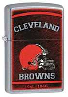 Picture of NFL CLEVELAND BROWNS ZIPPO LIGHTER
