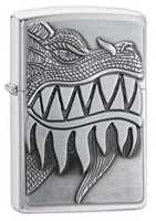 Picture of FIRE BREATHING DRAGON ZIPPO LIGHTER