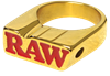 Picture of RAW GOLD SMOKER RING