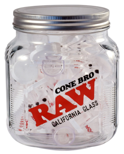 Picture of RAW CONE BRO 30ct JAR