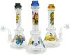 """Picture of 10"""" CHARACTER BEAKER w/ INLINE SHOWERHEAD"""