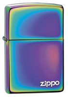 Picture of CLASSIC MULTI COLOR LOGO ZIPPO LIGHTER