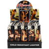 Picture of LINGERIE MODEL LIGHTER (CHILD RESISTANT) 50CT DISPLAY