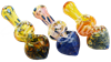 """Picture of 7"""" FUMED DOUBLE BOWL w/ MUSHROOM HEAD"""