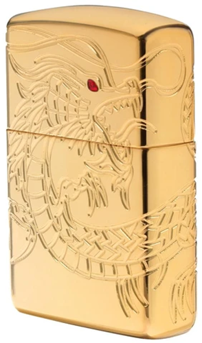 Picture of ASIAN DRAGON ZIPPO LIGHTER