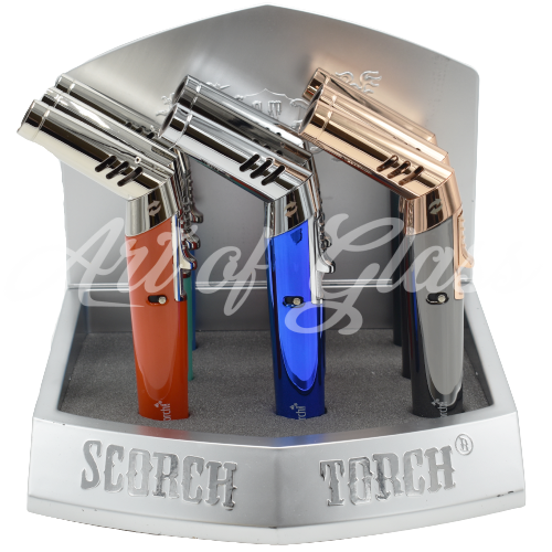 Picture of SCORCH – MULTI ANGLE PENCIL TORCH – 9CT DISPLAY