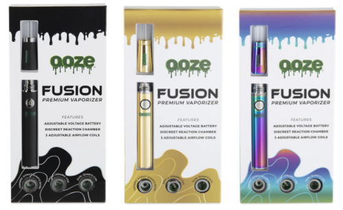 Picture of OOZE FUSION VAPORIZER KIT