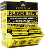 Picture of KING PALM FLAVOR TIPS 50ct DISPLAY - BANANA CREAM