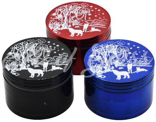 Picture of 50mm ANIMALS IN NATURE GRINDER