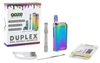 Picture of OOZE DUPLEX DUAL EXTRACT VAPORIZER KIT 1000 MaH VARIABLE VOLTAGE 3.4v-4.0v (RAINBOW)