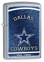Picture of NFL DALLAS COWBOYS ZIPPO LIGHTER