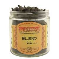 Picture of WILD BERRY INCENSE 100ct CONES - BLEND 22