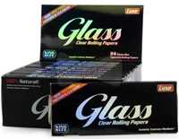 Picture of LUXE GLASS ROLLING PAPERS KING SIZE (24ct)