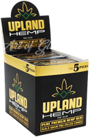 Picture of UPLAND HEMP .5g 5ct PRE ROLL TIN - 10ct DISPLAY