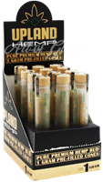 Picture of UPLAND HEMP 1g PRE ROLL TUBE - 12c t DISPLAY