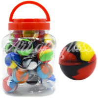 Picture of SILICONE BALL CONTAINERS (30ct)