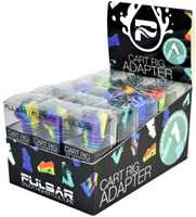 Picture of PULSAR SILICONE CART RIG ADAPTER - 30pc DISPLAY